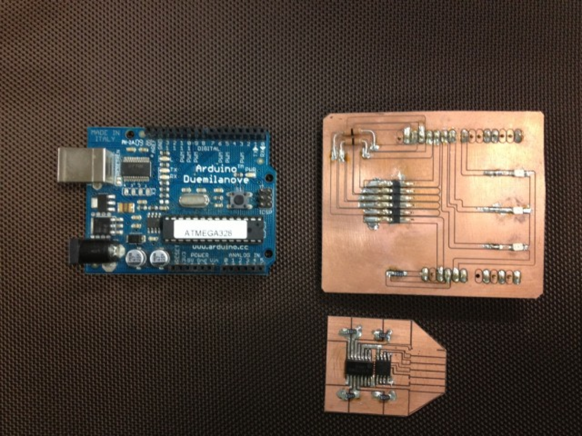 ArduinoProgrammerShield