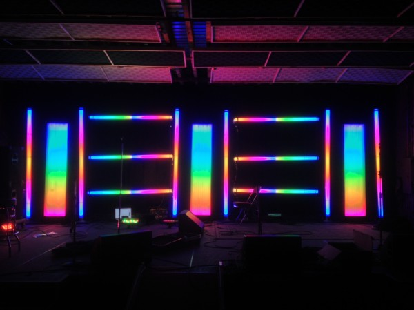RGB LED Lighting Design for Ra Ra Riot « adafruit industries blog