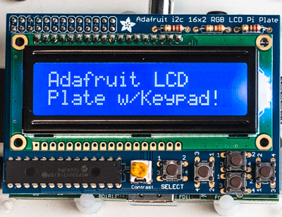 LCDAndKeypad