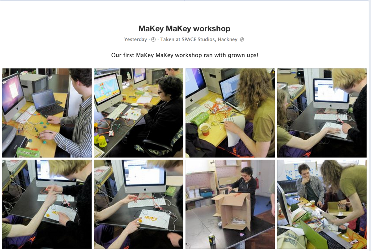 PhotosFromMaKeyMaKeyWorkshop