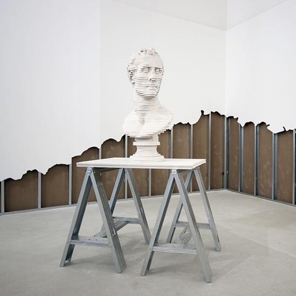 3D Slice Sculpture From Gallery Walls « Adafruit