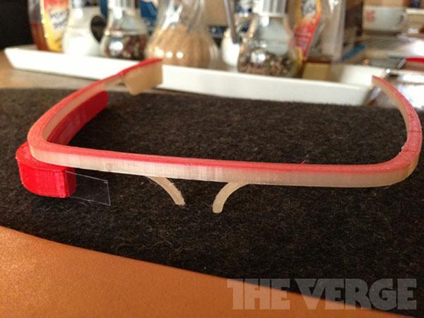 3D Google Glass 560