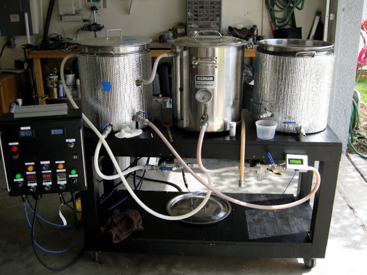 ElectricBrewer