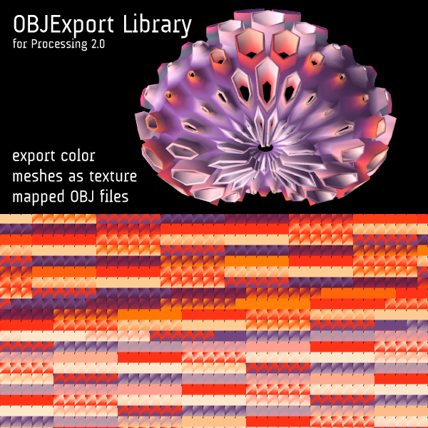 OBJExportLibrary