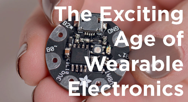 Becky stern exciting age of wearable electronics