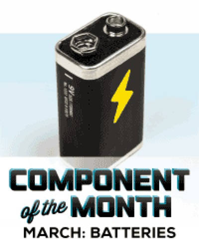 Component-Of-The-Month