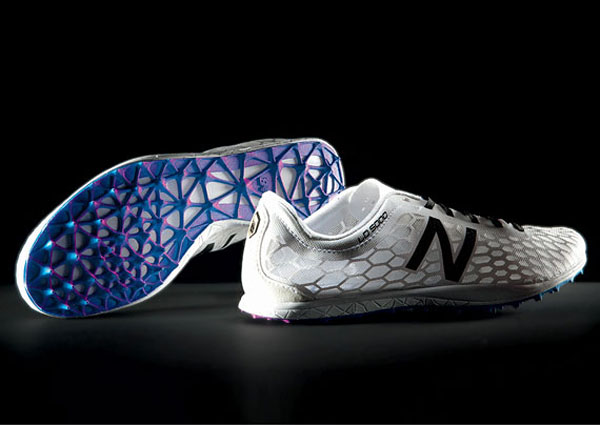 New balance launches 3d printed shoes