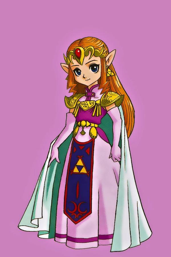 Woman Hacks Legend of Zelda for Gender Bending Role Reversal