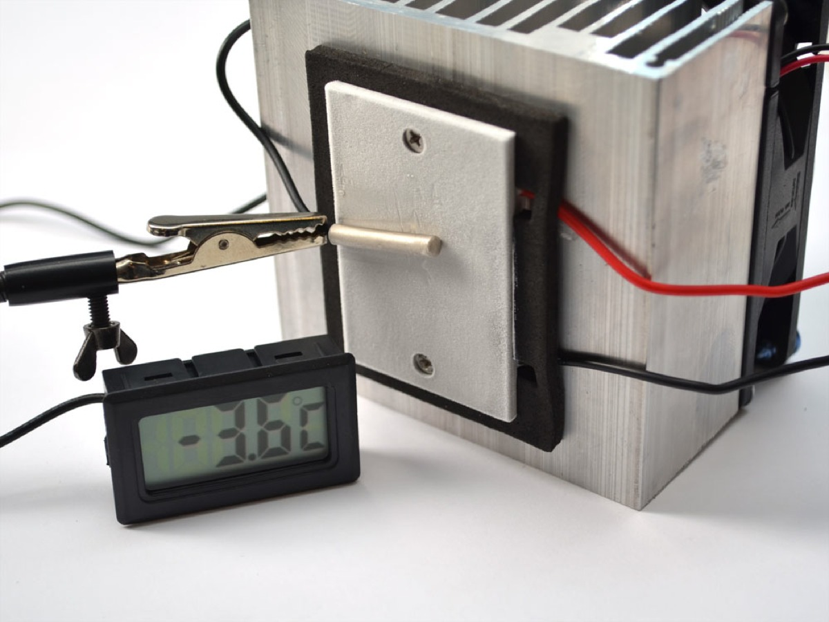 New Product Peltier Thermo Electric Cooler Module