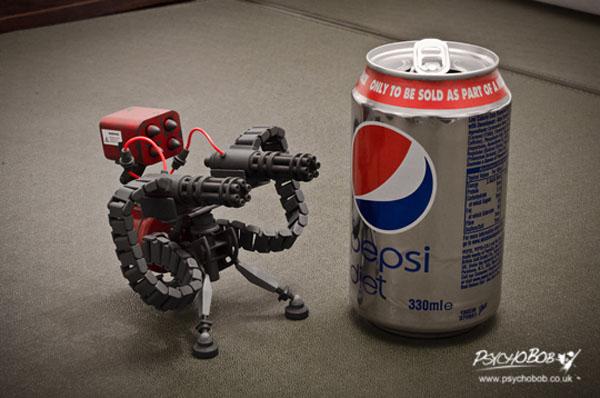 3D printed Sentry Gun 7