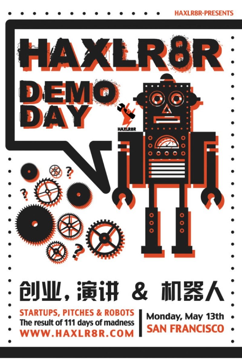 HAXLR8R DemoDay