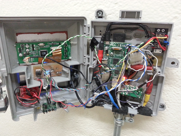 Raspberry Pi RFID Automated Door Access System #piday