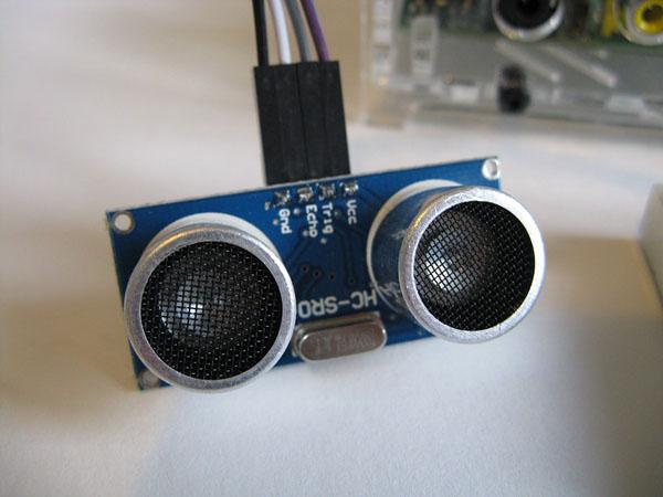 Ultrasonic Sensor 03