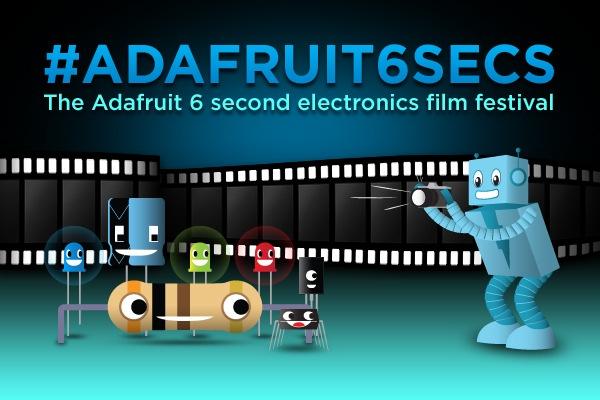 Adafruit6Secs Banner 600