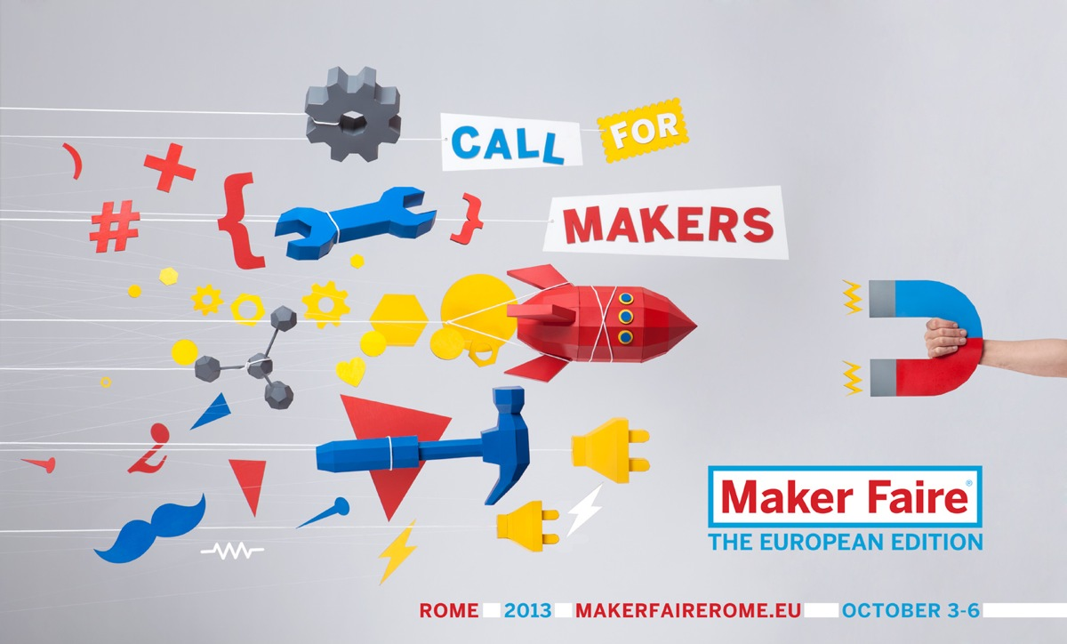 Call For Maker
