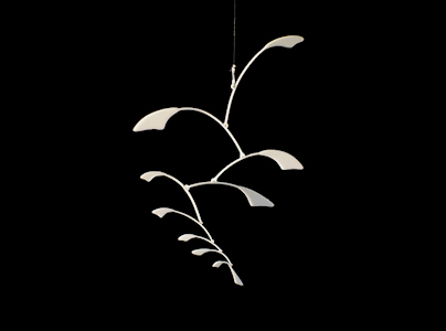 3d printing ceiling mobile modern kinetic sculpture for sale marco mahler 6