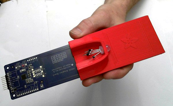 Adafruit RFID Breakout Wand 8