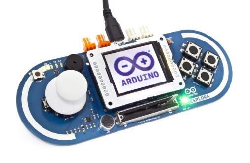 Arduino Tft