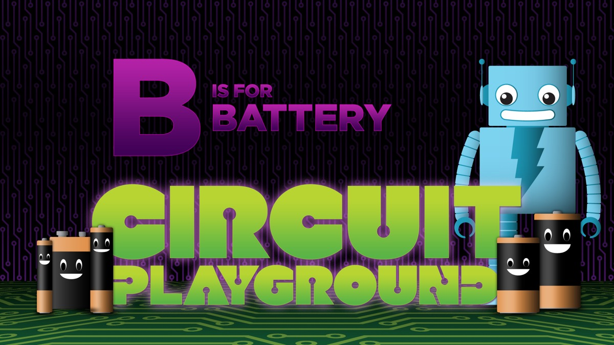 Circuit Playground B Is For
