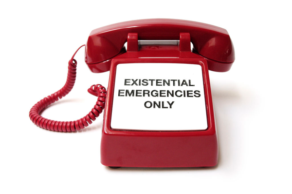 existential-phone