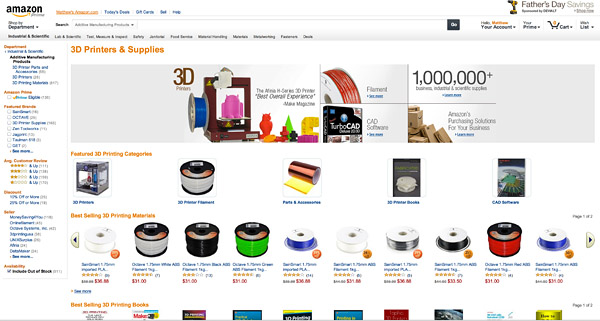 Amazon3DPrintersSupplies