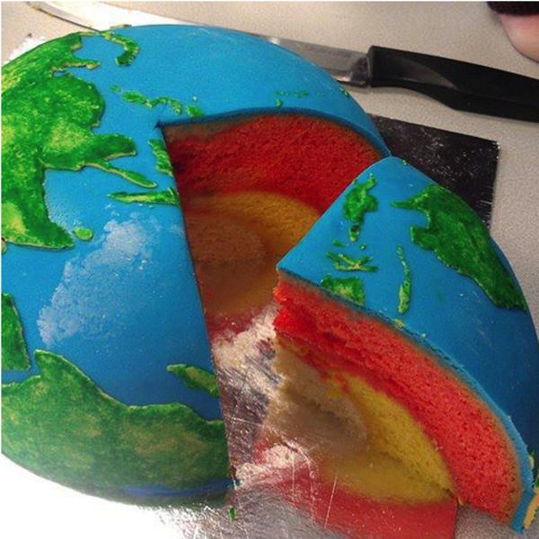 EarthStructralLayerCake