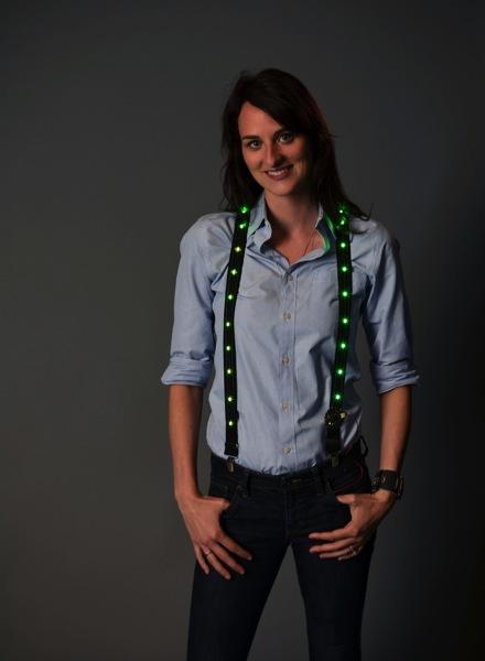 Flora pixel suspenders