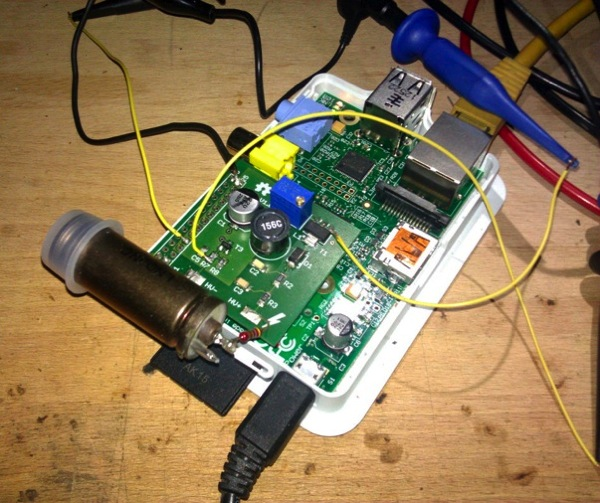 Pigi on raspberry pi longterm bench test