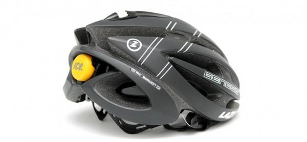 ICEdot Crash Sensor helmet