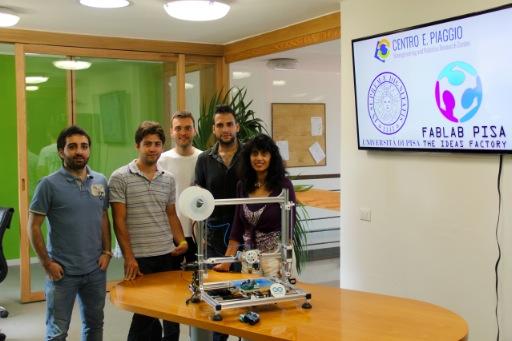 FabLab Pisa Team Neonatal