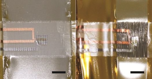 Featherlite sensor