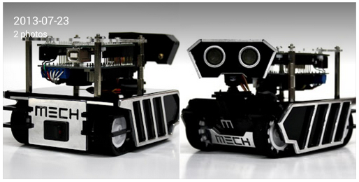 Enes ÇALDIR Google Here is a robot that I designed and produced It is called