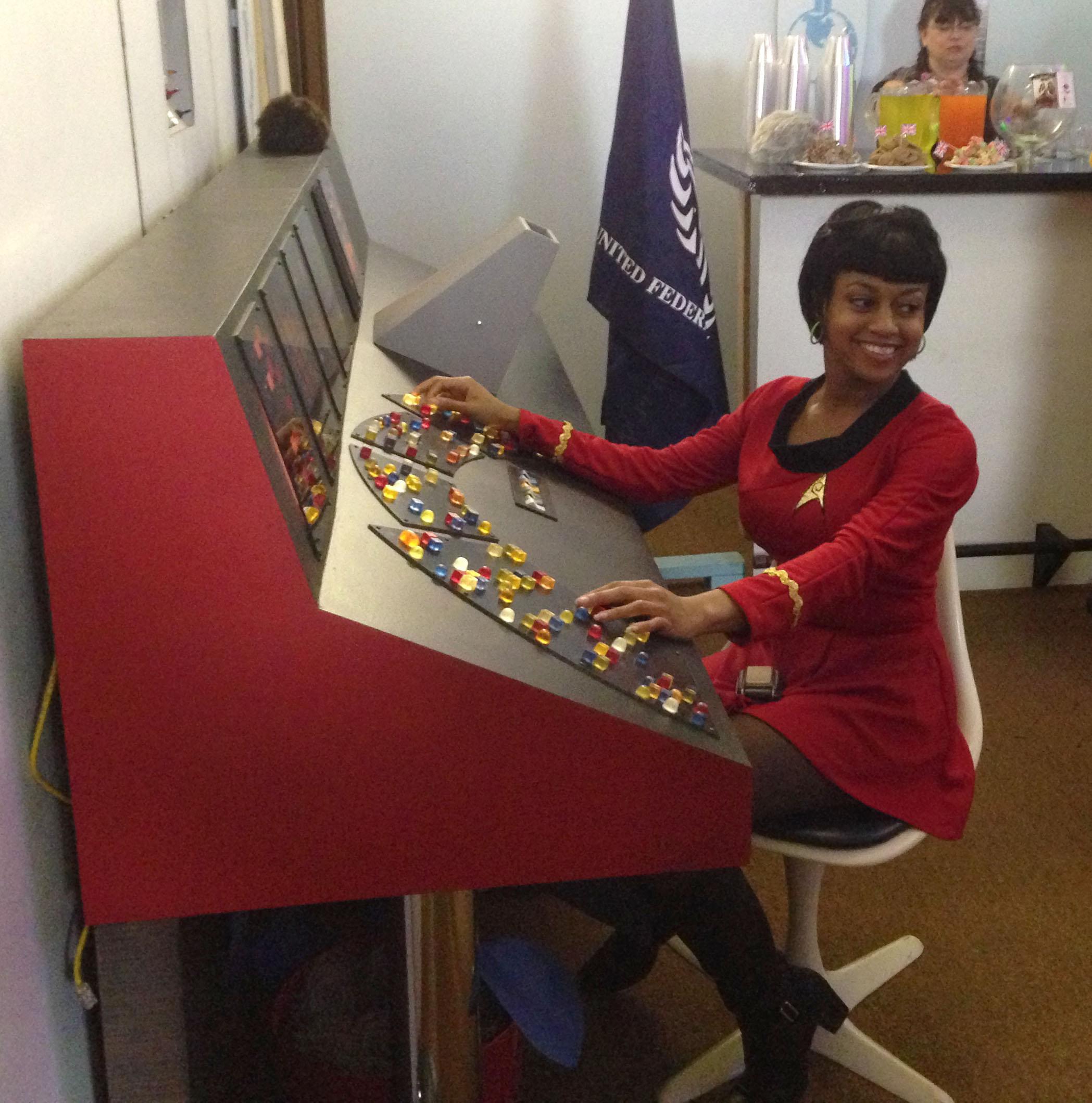 Building A Classic Star Trek Control Panel Raspberry Pi