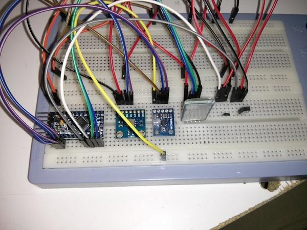 Community Corner: An All Adafruit Component Arduino Powered Remote