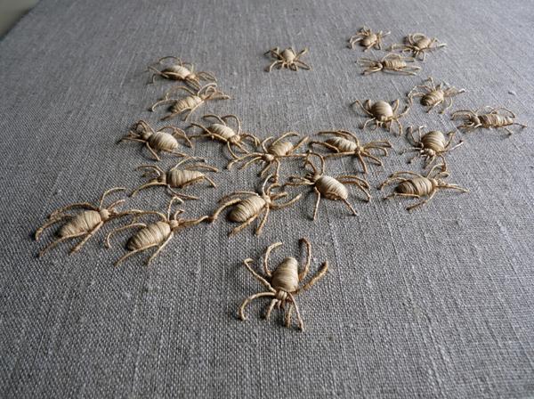 Creepy Crawly Embroidery Wearablewednesday Adafruit Industries