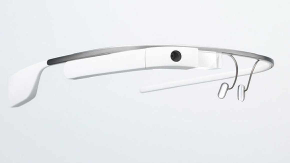 Google Glass Grey-580-90