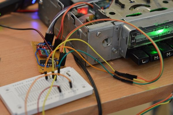 Radiopi debugging