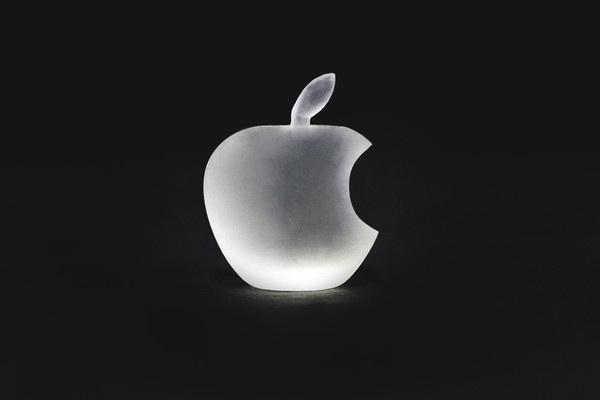 Apple logo grande