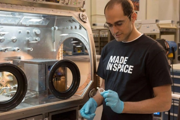 Nasa 3d printing made in space 1