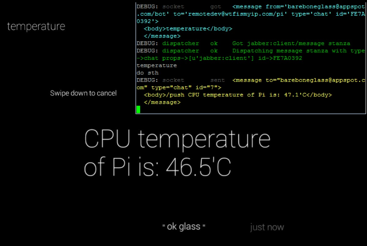 Projects Pi Glass