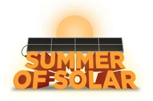 Summer of solar 1