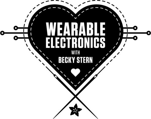 WearableElectronicswithBeckySternlogo