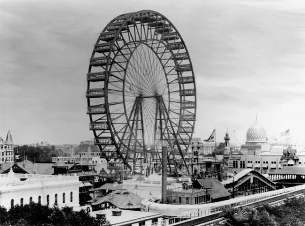 0905132 Ferris wheel 2