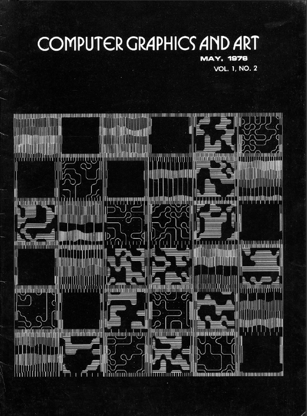 Computer Graphics & Art TRIANGULATION BLOG 01