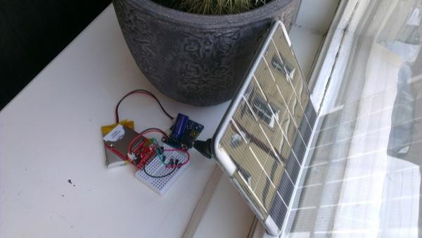 ElectricImpSolar