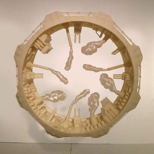 Micah Ganske Sculpture