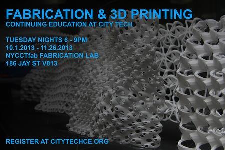 NYCCCT_Fabrication3DPrinting