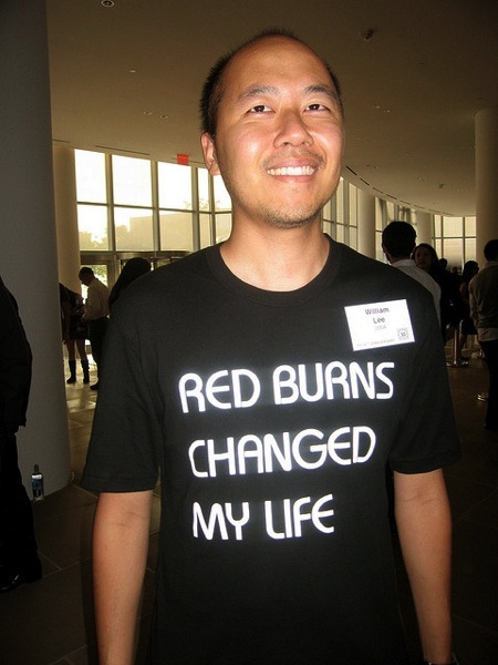 redBurnsChangedMyLife