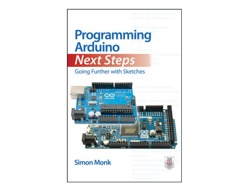 Programming Arduino By Simon Monk Second Edition