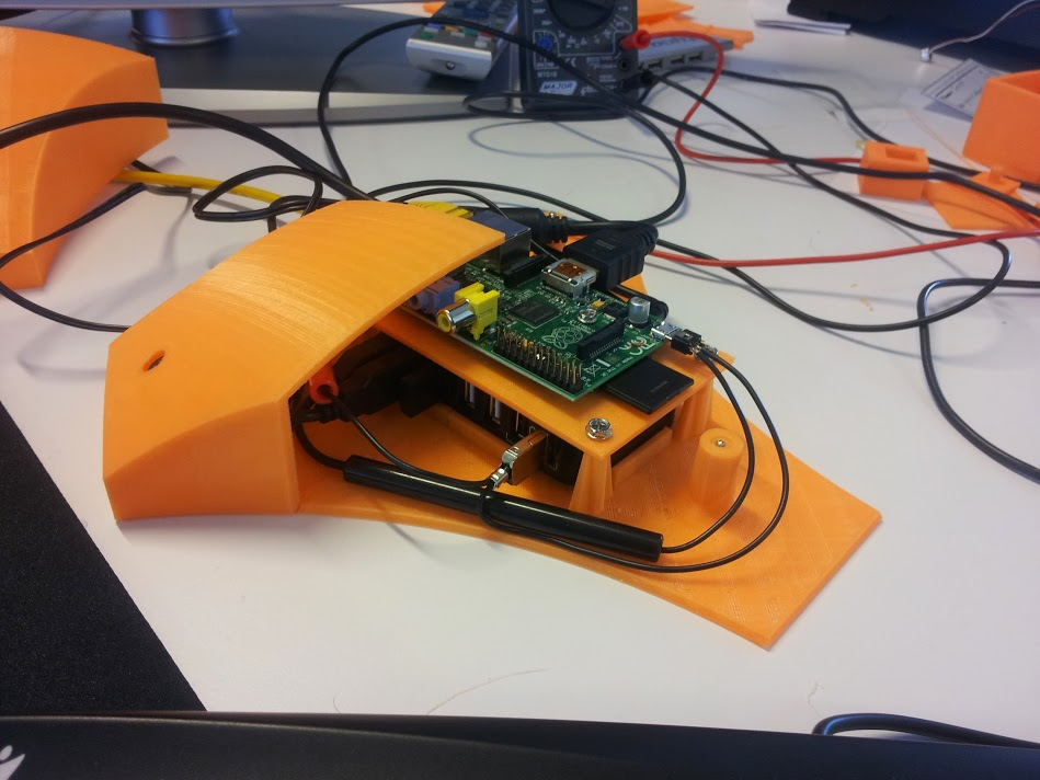 Conference pi raspberry based voice conferencing